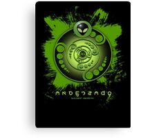 crop circles 17 Canvas Print