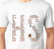 Harry Styles - Brown Unisex T-Shirt