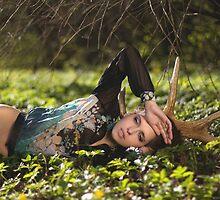 Fawn IV by Anya Kozyreva by anyakozyreva