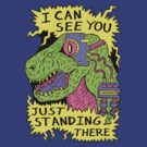 Eye Rex by jarhumor