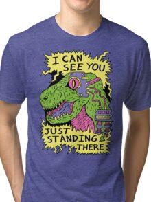 Eye Rex Tri-blend T-Shirt
