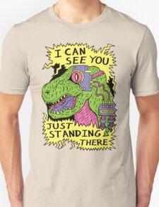 Eye Rex Unisex T-Shirt