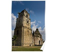Paoay Church Poster