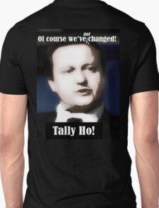 David Cameron Loves Fox Hunting T Shirt T-Shirt