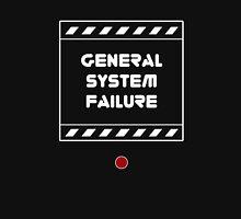 General System Failure Unisex T-Shirt