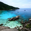 Similan Blue by Elba Parra