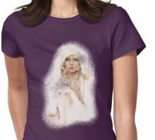 """Sara"" by Sara Moon Womens Fitted T-Shirt"