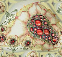 Floribunda Globosus Fractalata by Helena Wilsen - Saunders