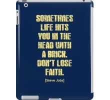 Don't Lose Faith iPad Case/Skin