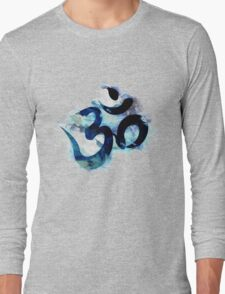 Aum - Painting Long Sleeve T-Shirt