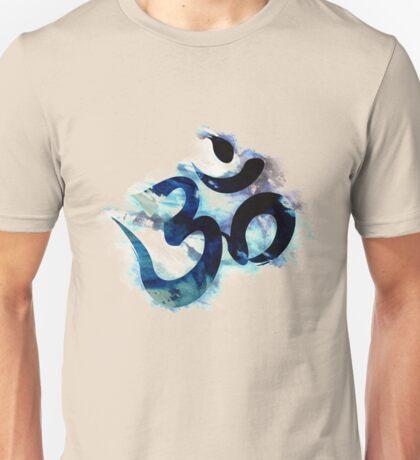 Aum - Painting Unisex T-Shirt