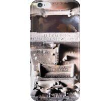 Railway Coal iPhone Case/Skin
