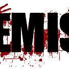Demise Bloody Logo by Louwax