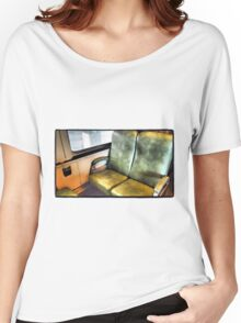 Retro Railway Seat Women's Relaxed Fit T-Shirt