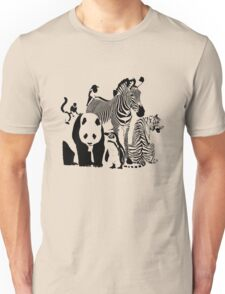 Spots and Stripes Unisex T-Shirt