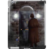 Haunted house Baker street 221b iPad Case/Skin