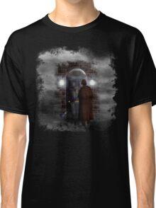 Haunted house Baker street 221b Classic T-Shirt