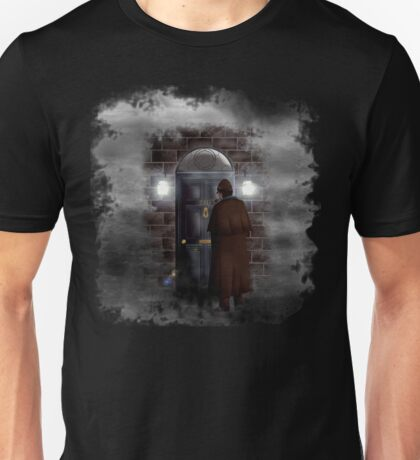 Haunted house Baker street 221b Unisex T-Shirt