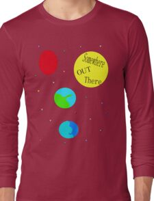 In a childs imagination. Long Sleeve T-Shirt
