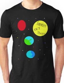 In a childs imagination. Unisex T-Shirt