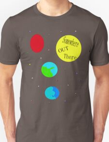 In a childs imagination. T-Shirt