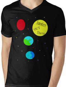 In a childs imagination. Mens V-Neck T-Shirt