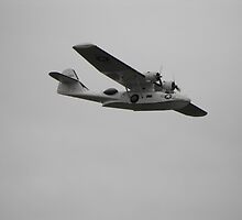 PBY-5A Catalina by Andy Jordan
