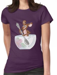 Teacup Admiral Womens Fitted T-Shirt