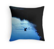Say hello to my little friends Throw Pillow
