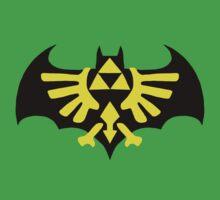 Batman Zelda Collab. Kids Clothes