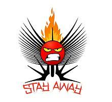 stay away  by Amr  DORRA