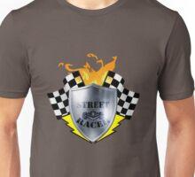 street racer style Unisex T-Shirt