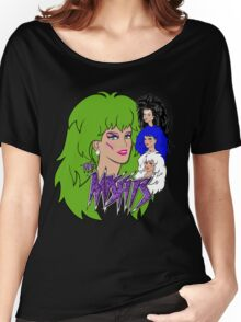 The Misfits Women's Relaxed Fit T-Shirt