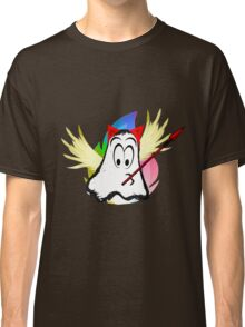 funny ghost  Classic T-Shirt