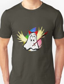 funny ghost  Unisex T-Shirt