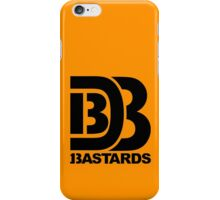 Bakers Dozen Bastards (logo) iPhone Case/Skin