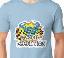 racing addiction  Unisex T-Shirt