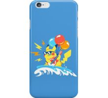 Surfin' Flyin' Rockin' Pikachu iPhone Case/Skin