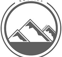 Rockies Apparel - Small Logo by One Canadian Clothing Co