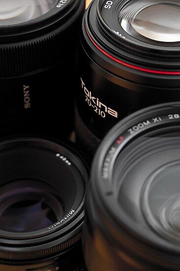 Lenses by Perry Van Dongen