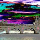 Parisian Mosaic - Piece 8 by Igor Shrayer