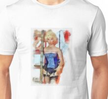 Pin Up 21 by Frank Falcon Unisex T-Shirt
