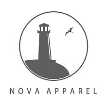 Nova Apparel - Logo Large by One Canadian Clothing Co