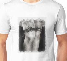 Pin Up 32 by Frank Falcon Unisex T-Shirt