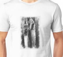 Pin Up 33 by Frank Falcon Unisex T-Shirt
