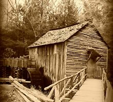 Ole Grist Mill by A Different Eye Photography