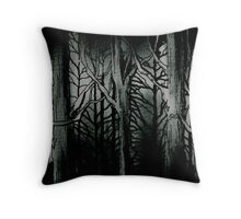 In the Dark Throw Pillow