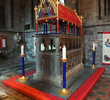 St Thomas of Hereford by Yampimon