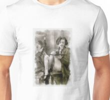 Pin Up 39 by Frank Falcon Unisex T-Shirt