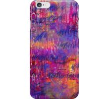 Colour Blast  iPhone Case/Skin
